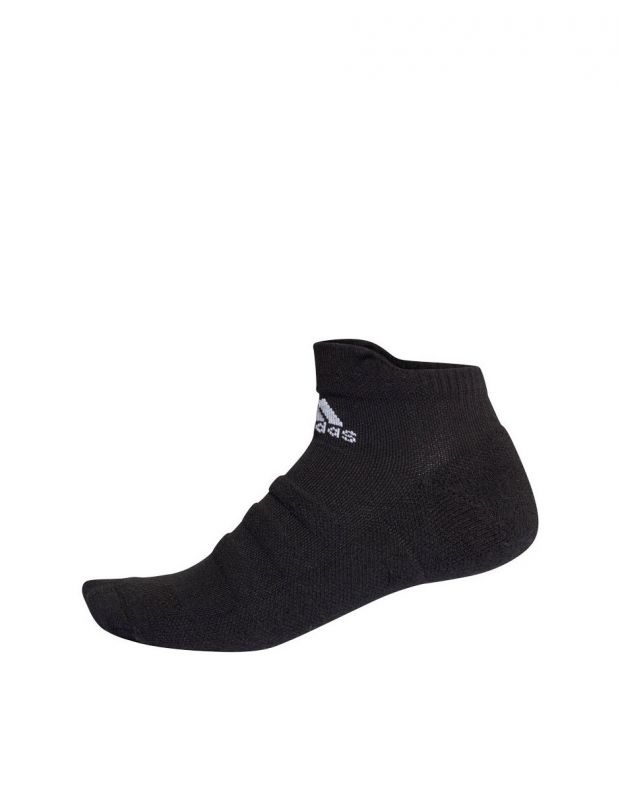 ADIDAS Alphaskin Ultralight Ankle Socks Black - CV7692 - 1