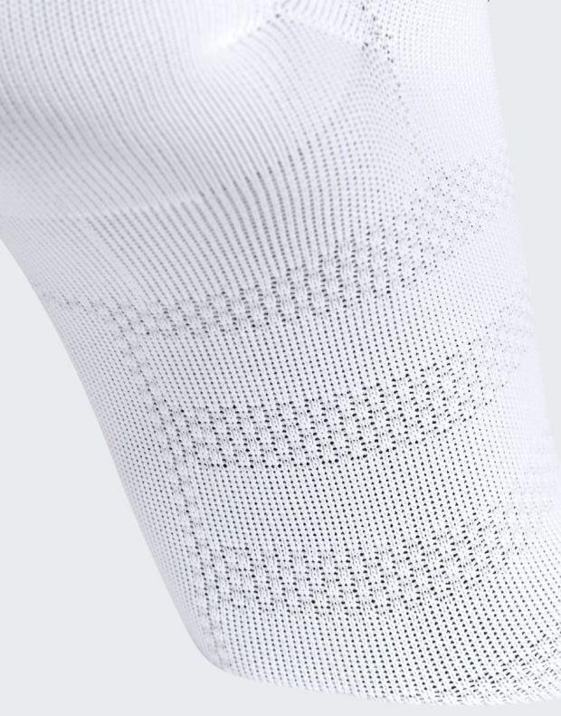 ADIDAS Alphaskin Ultralight Ankle Socks White - CV8862 - 2