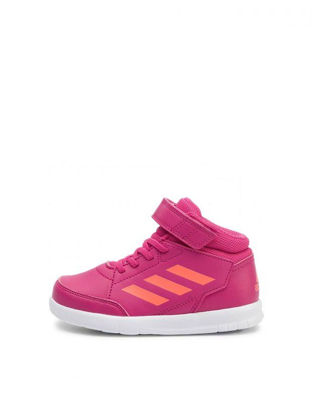 ADIDAS AltaSport Mid Pink - G27128 - 1