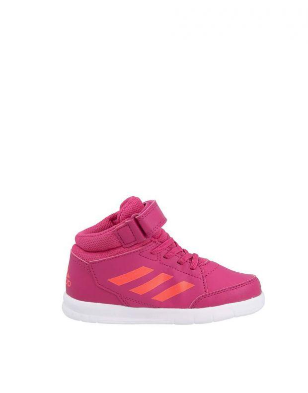 ADIDAS AltaSport Mid Pink - G27128 - 2