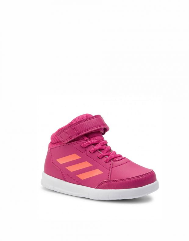 ADIDAS AltaSport Mid Pink - G27128 - 3