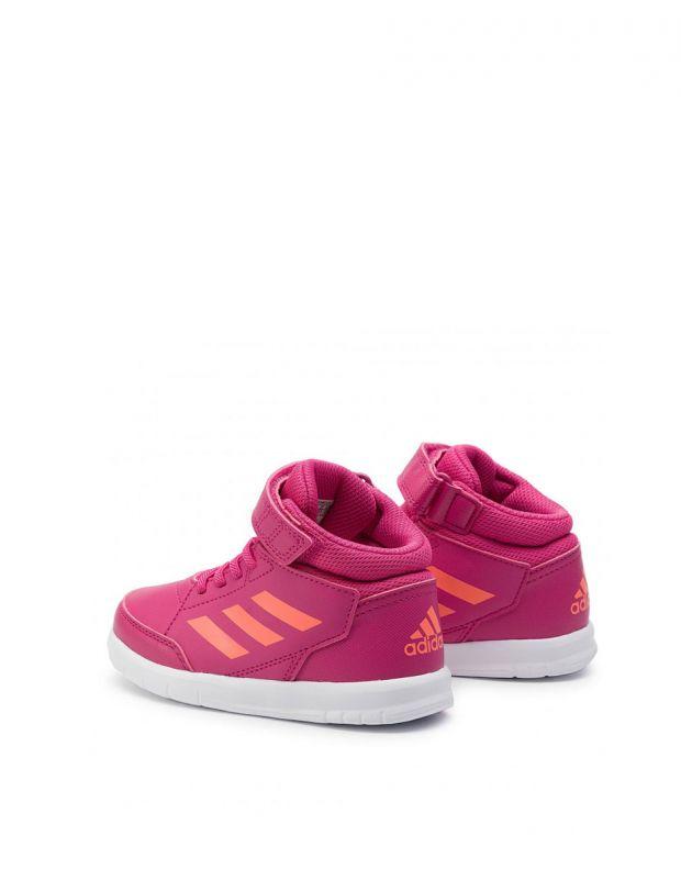 ADIDAS AltaSport Mid Pink - G27128 - 4