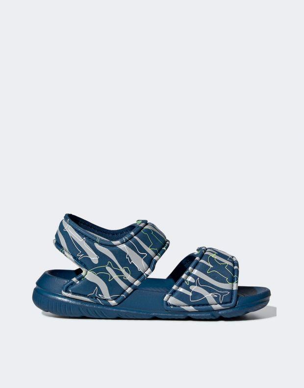 ADIDAS AltaSwim Marble Blue - F34791 - 2