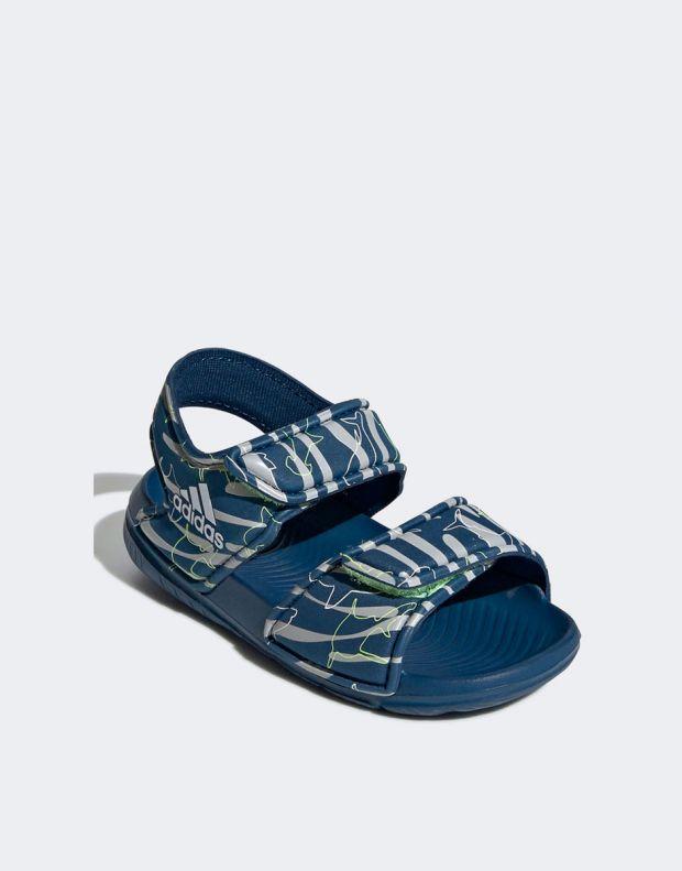 ADIDAS AltaSwim Marble Blue - F34791 - 3
