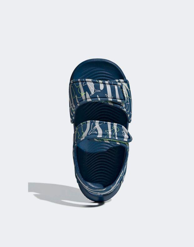 ADIDAS AltaSwim Marble Blue - F34791 - 5