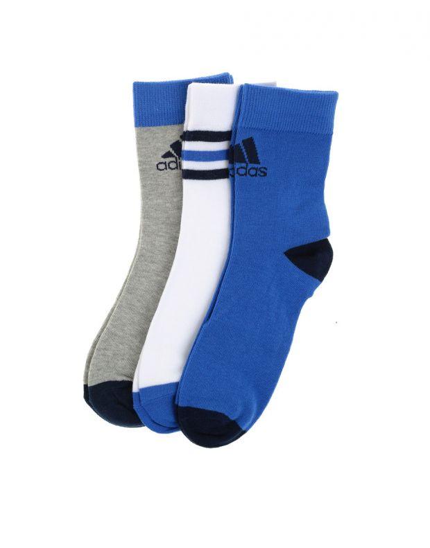 ADIDAS Ankle Socks 3 Pairs - 2