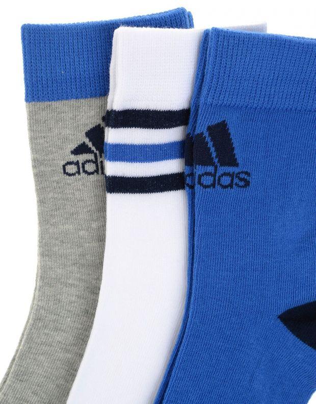 ADIDAS Ankle Socks 3 Pairs - 3