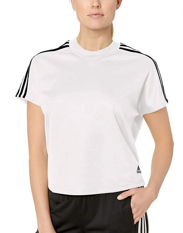 ADIDAS AtTEEtude Tee White - DY8508 - 1