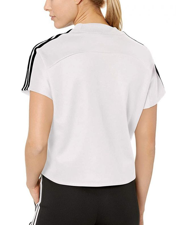 ADIDAS AtTEEtude Tee White - DY8508 - 2