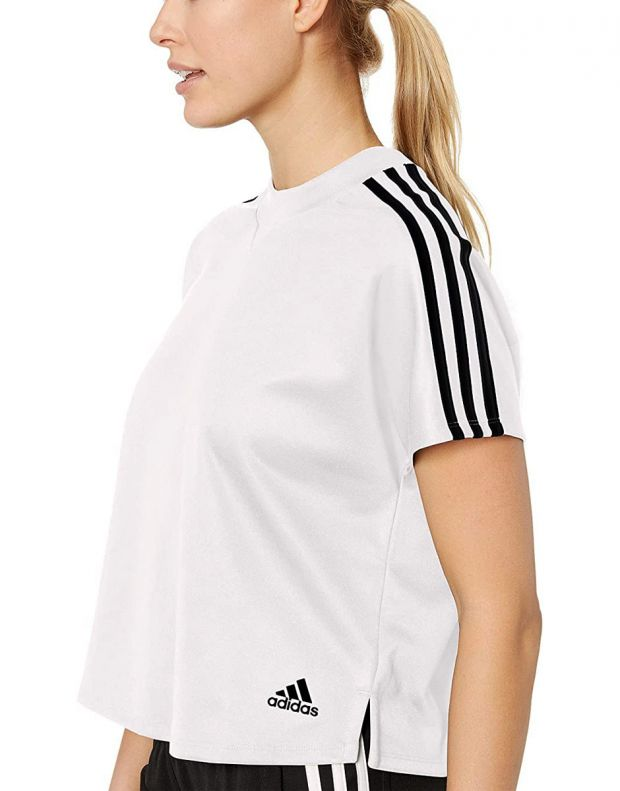 ADIDAS AtTEEtude Tee White - DY8508 - 4