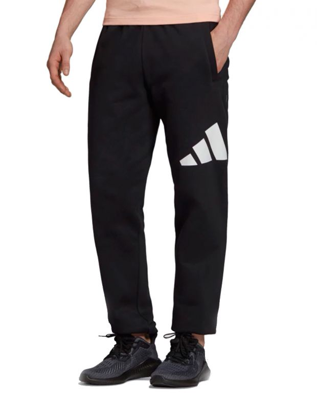 ADIDAS Athletics Pack Graphic Pants Black - EI6244 - 1