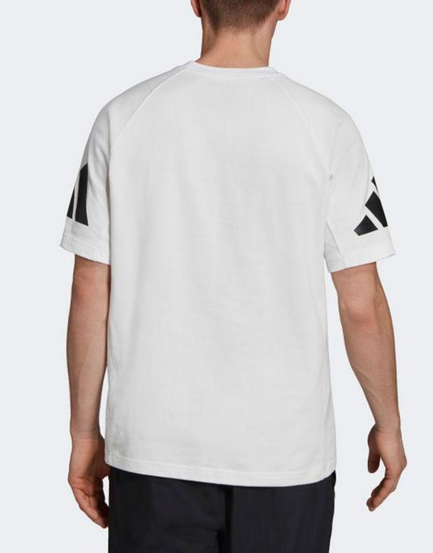 ADIDAS Athletics Pack Heavy Tee White - EB7618 - 2
