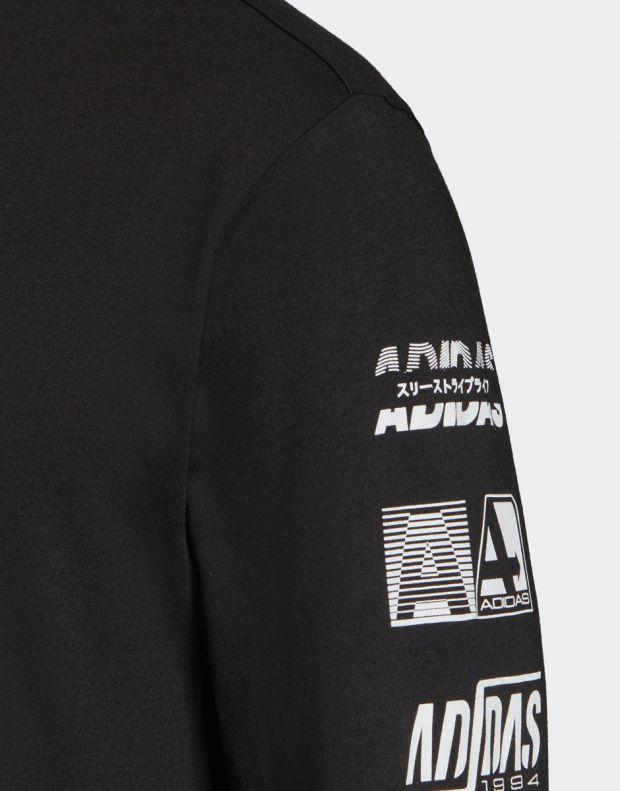 ADIDAS Athletics Pack Longsleeve T-Shirt Black - ED7254 - 7