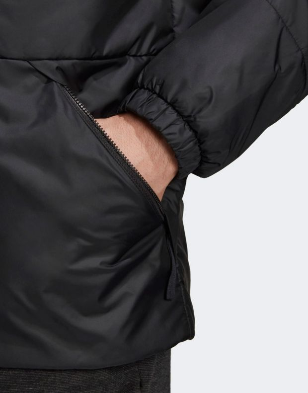 ADIDAS BSC 3-Stripes Insulated Winter Jacket Black - DZ1396 - 5