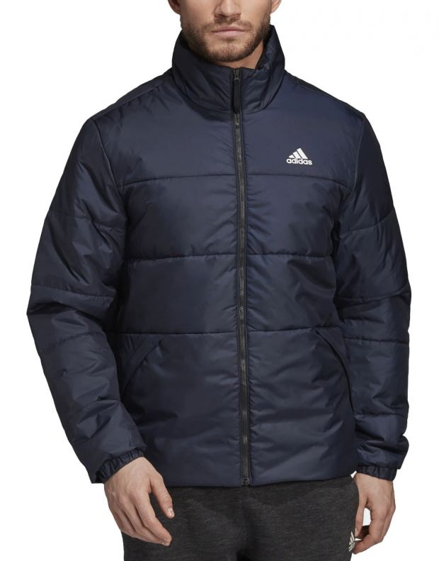 ADIDAS BSC 3-Stripes Insulated Winter Jacket - DZ1394 - 1