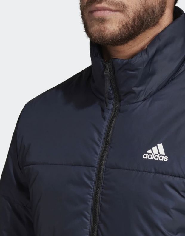 ADIDAS BSC 3-Stripes Insulated Winter Jacket - DZ1394 - 5