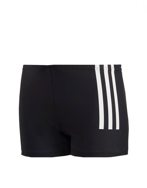 ADIDAS Back-To-School 3 Stripes Boxer Shorts Black - DL8872 - 1