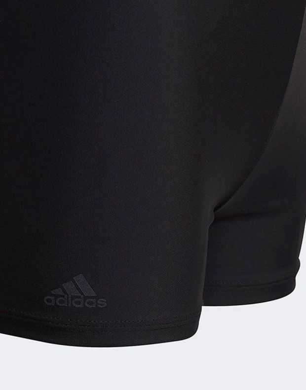 ADIDAS Back-To-School 3 Stripes Boxer Shorts Black - DL8872 - 3