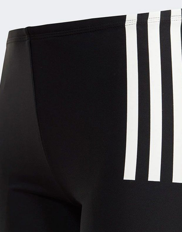 ADIDAS Back-To-School 3 Stripes Boxer Shorts Black - DL8872 - 4