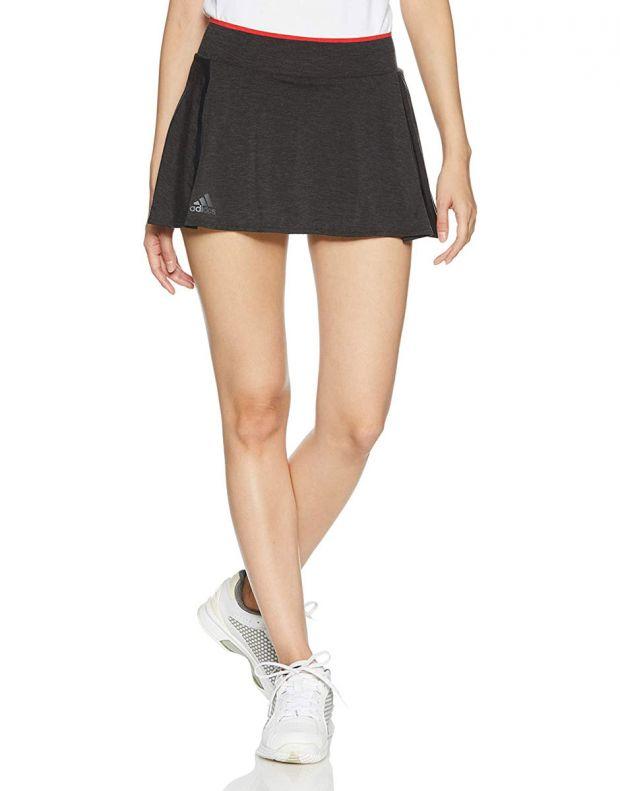 ADIDAS Barricade Skirt Grey - CY2262 - 1