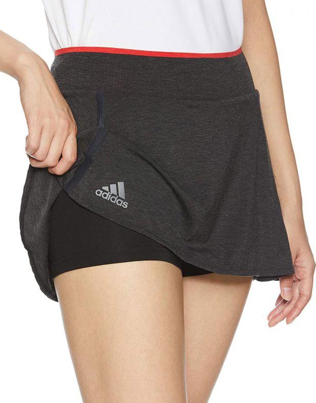 ADIDAS Barricade Skirt Grey - CY2262 - 3