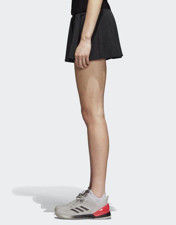 ADIDAS Barricade Skirt Grey - CY2262 - 5