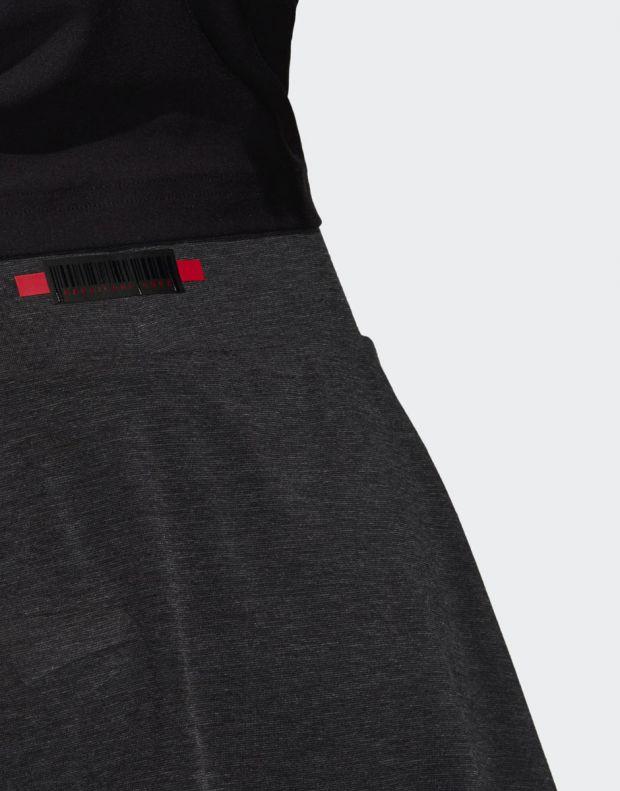 ADIDAS Barricade Skirt Grey - CY2262 - 8