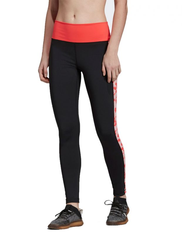 ADIDAS Believe Iteration Long Tights - DQ3122 - 1