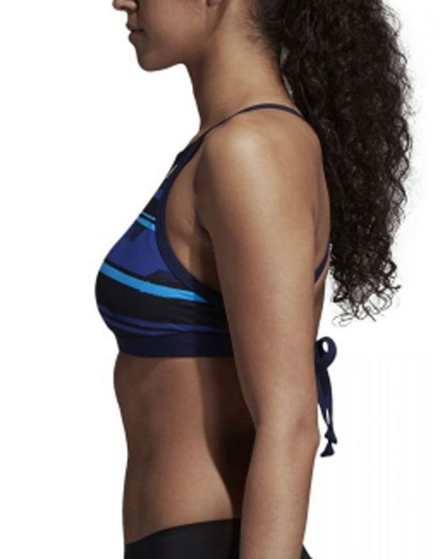 ADIDAS Bw Hltr Tp Ms Swimsuit Blue - DL8908 - 3