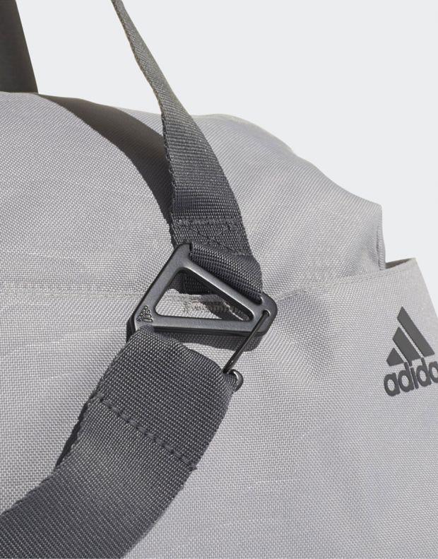 ADIDAS By Stella McCarthney Duffel Bag Grey - ED7565 - 4