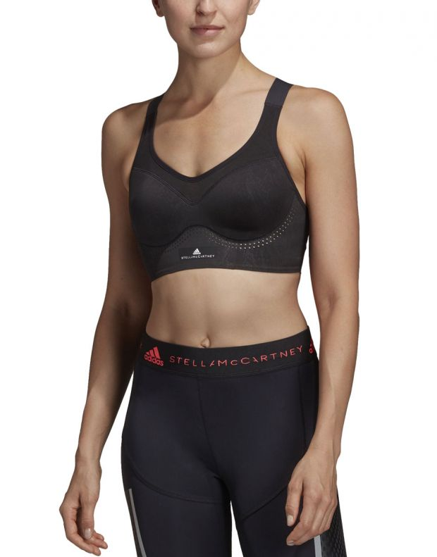 ADIDAS By Stella McCartney Stronger Soft  Bra Black - DT9290 - 1