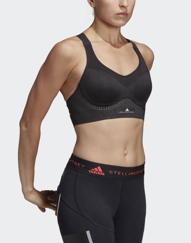 ADIDAS By Stella McCartney Stronger Soft  Bra Black - DT9290 - 3