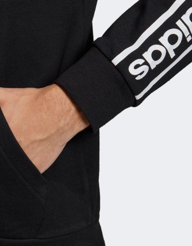 ADIDAS C90 Brd Hoodie Black - EI5615 - 4