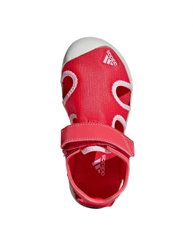 ADIDAS Captain Toey Red - BC0702 - 5