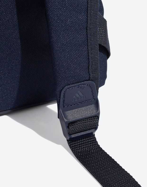 ADIDAS Classic 3-Stripes Backpack Navy - DZ8263 - 6