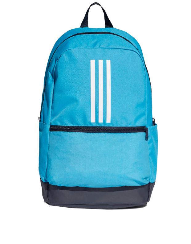 ADIDAS Classic 3-Stripes Backpack Turquoise - DT2627 - 1