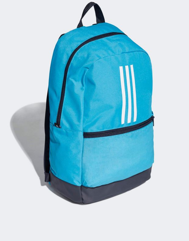ADIDAS Classic 3-Stripes Backpack Turquoise - DT2627 - 4