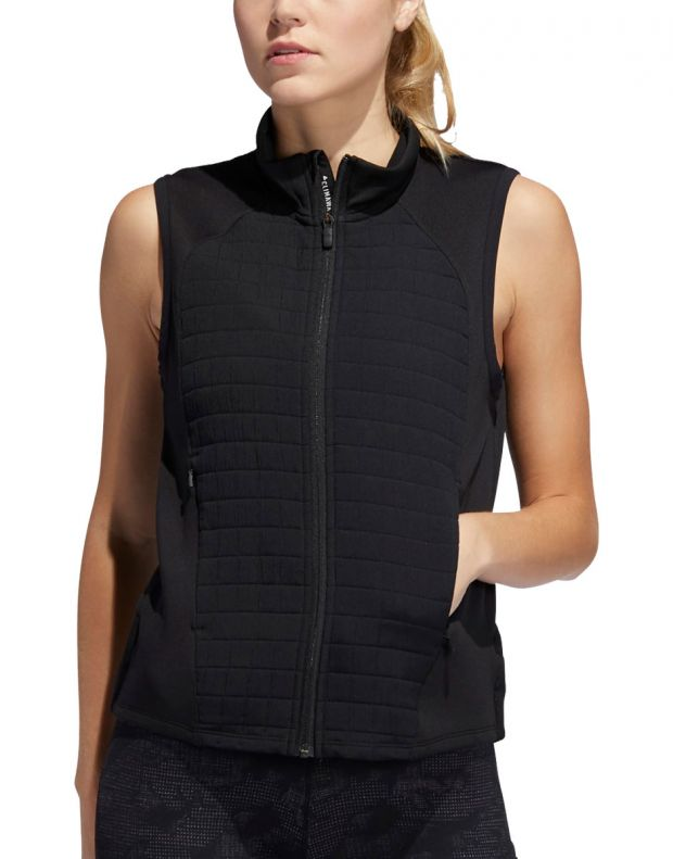 ADIDAS Climawarm Quilted Vest Black - DX9147 - 1