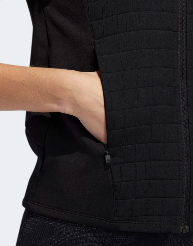 ADIDAS Climawarm Quilted Vest Black - DX9147 - 6