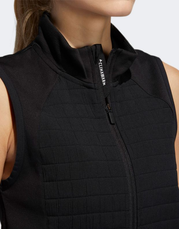 ADIDAS Climawarm Quilted Vest Black - DX9147 - 7