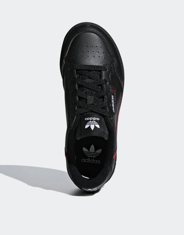 ADIDAS Continental 80 C All Black - G28214B - 3