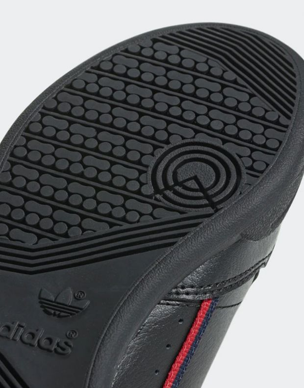 ADIDAS Continental 80 C All Black - G28214B - 9