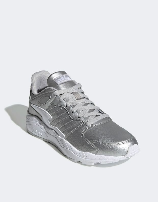 ADIDAS Crazychaos Competition Sneakers Silver - EF1064 - 4