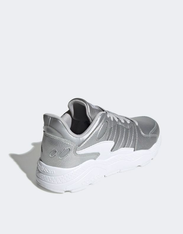 ADIDAS Crazychaos Competition Sneakers Silver - EF1064 - 5