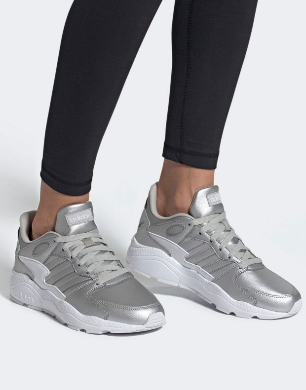 ADIDAS Crazychaos Competition Sneakers Silver - EF1064 - 10