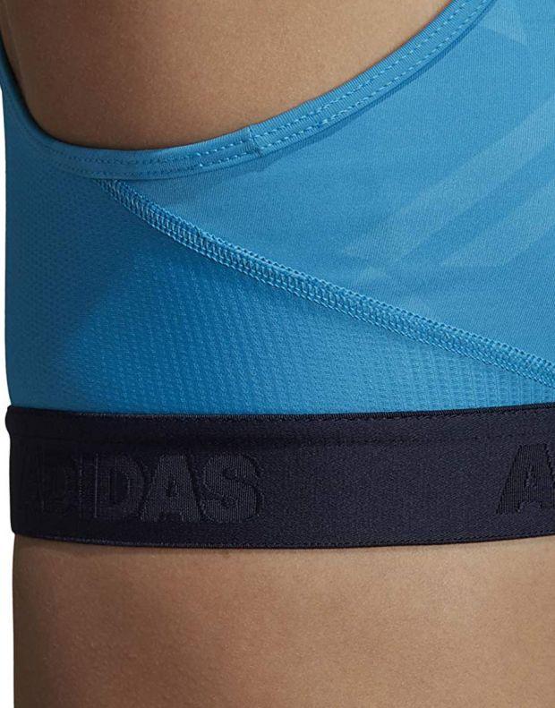 ADIDAS Don't Rest Alphaskin Sport Blue - DT7163 - 5