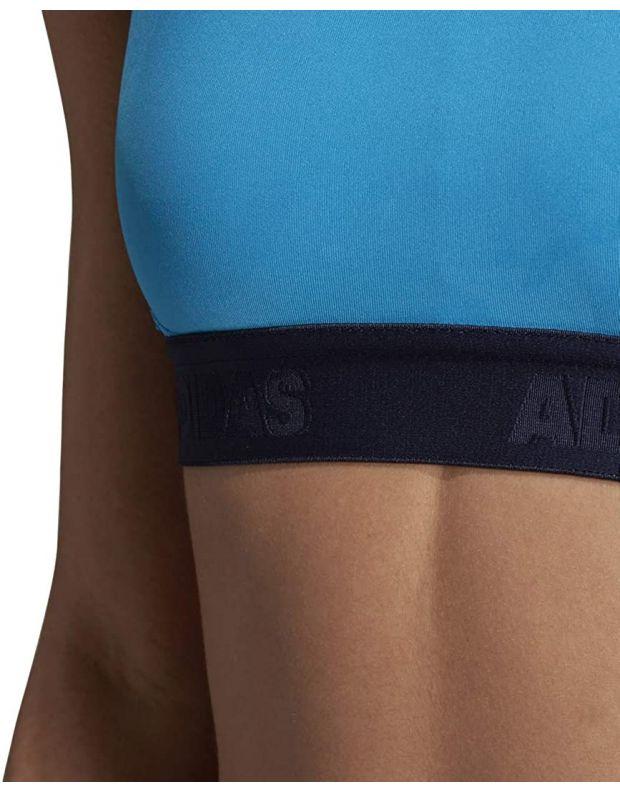 ADIDAS Don't Rest Alphaskin Sport Blue - DT7163 - 6