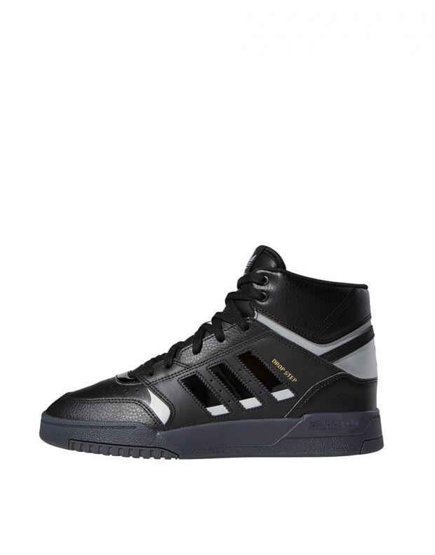 ADIDAS Drop Step Kids Black - FV3120 - 1
