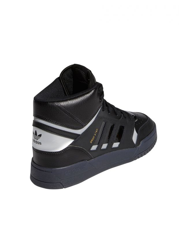 ADIDAS Drop Step Kids Black - FV3120 - 4