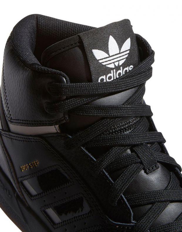 ADIDAS Drop Step Kids Black - FV3120 - 7